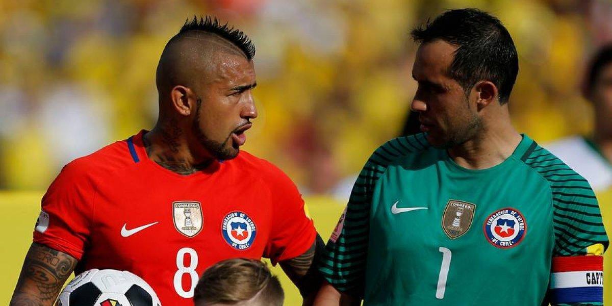 Reinaldo Rueda quiere una conversación entre Bravo y Vidal para limpiar el camarín de la Roja
