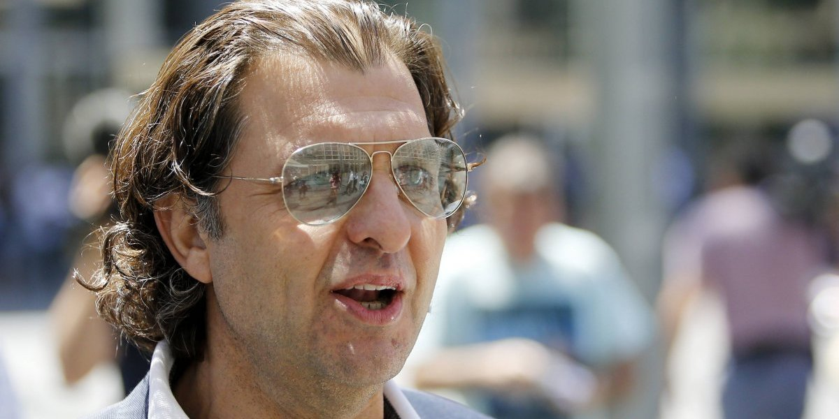 Aníbal Mosa fue detenido por protagonizar incidente en hotel de concentración de Colo Colo