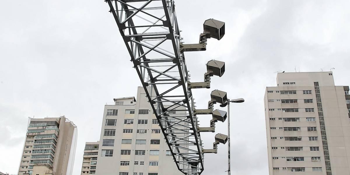 Velocidade em excesso lidera multas em São Paulo