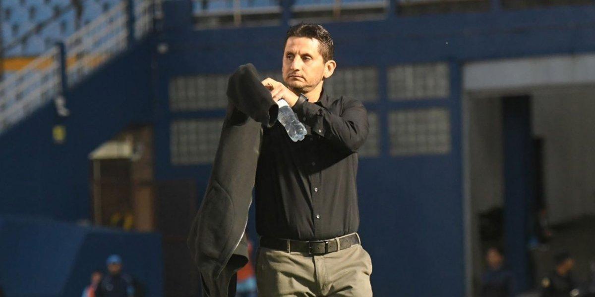 Ronald González se habría despedido de los jugadores en el entrenamiento