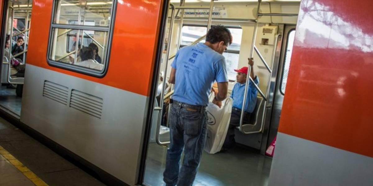 La forma de 'asaltar' que crece en el Metro