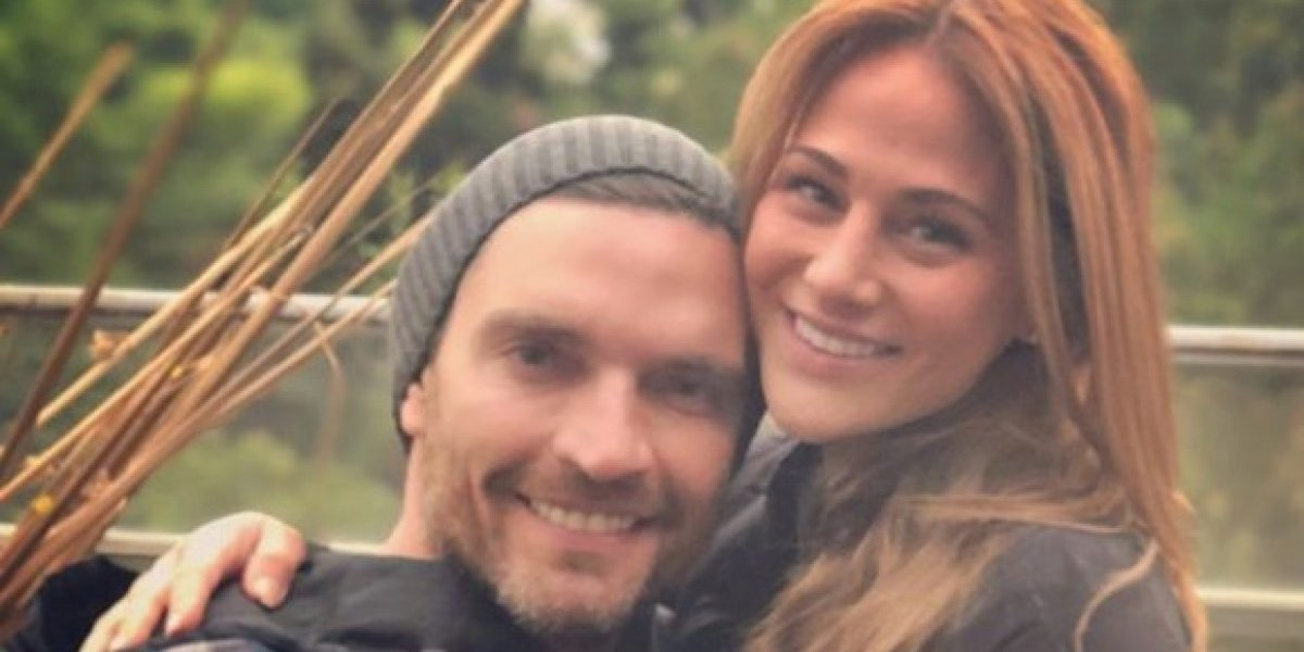 ¿Esta es la nueva novia de Julián Gil?