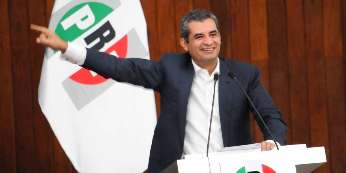 Designa Ochoa Reza a nuevos delegados del PRI en Veracruz y Coahuila