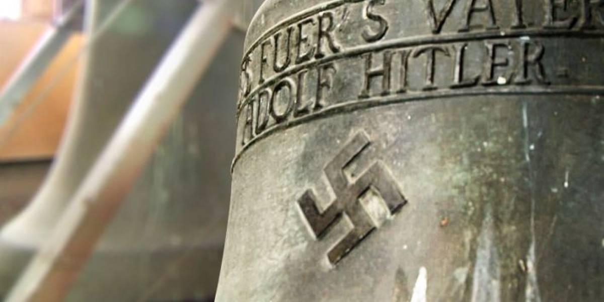 Cidade alemã decide manter símbolo nazista de Hitler em igreja