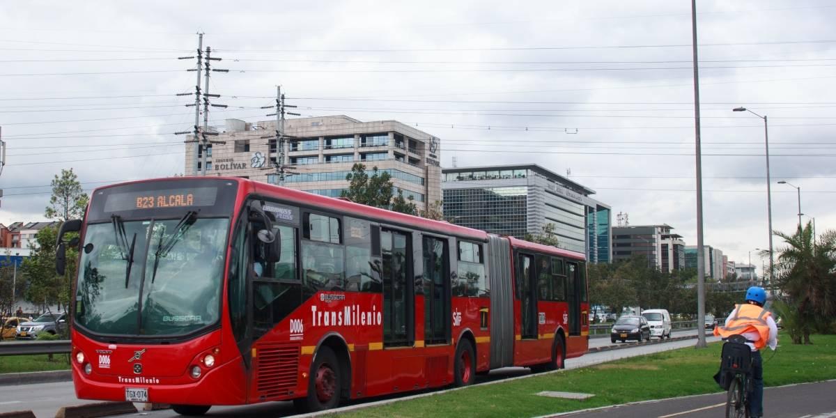 Mujer apuñaló a otra por una silla en un bus de TransMilenio