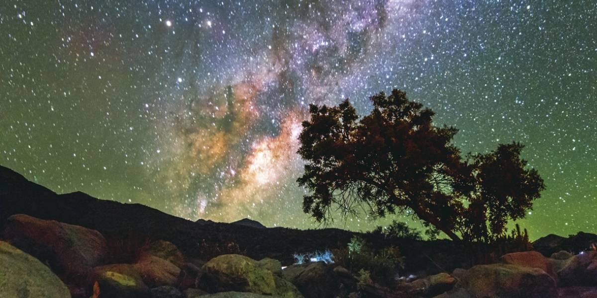 IV Región: Zona mil estrellas