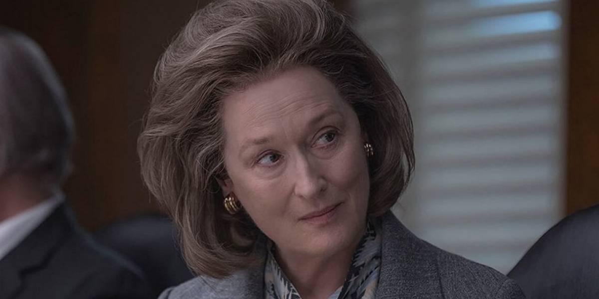 Crean petición para que Meryl Streep sea la nueva Leia en Star Wars