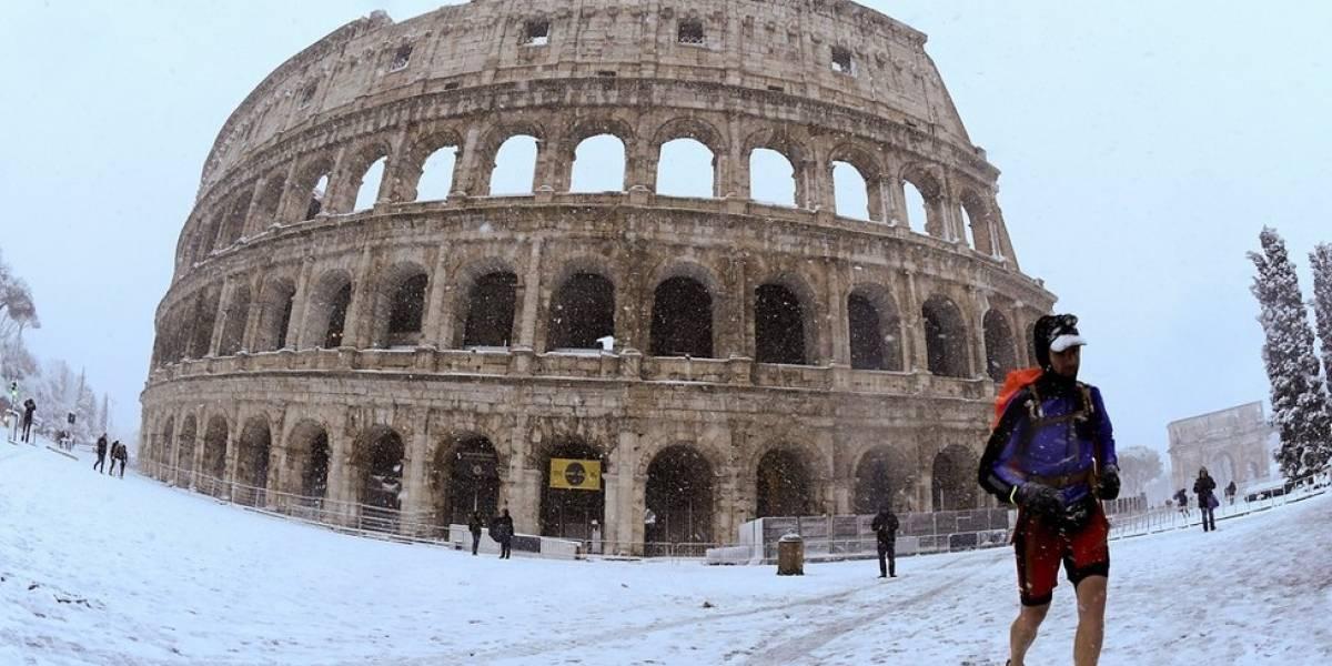 """O que é a """"Besta do Leste"""", fenômeno sem precedentes que deixou a Europa em alerta por onda de frio"""