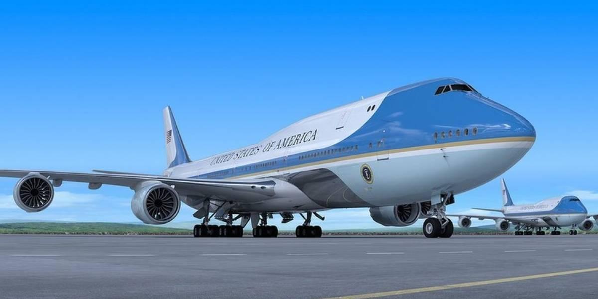 """""""Casa Branca voadora"""": como será o Air Force One que Trump negociou com a Boeing"""