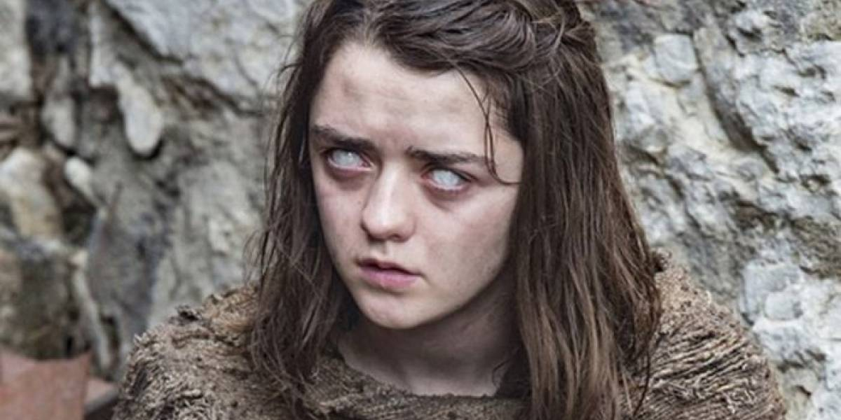 Arya Stark habló sobre el final de Game of Thrones