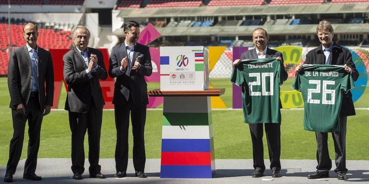Candidatura de México por el Mundial de 2026 está en riesgo