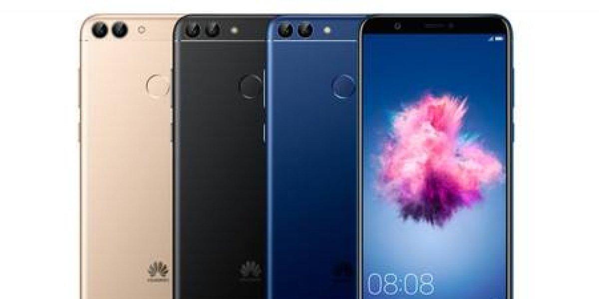 Todo lo que debes saber acerca del nuevo Huawei P smart