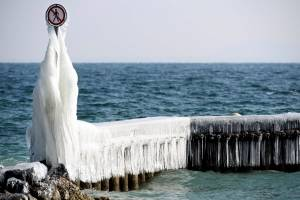 Ola de frío en Europa