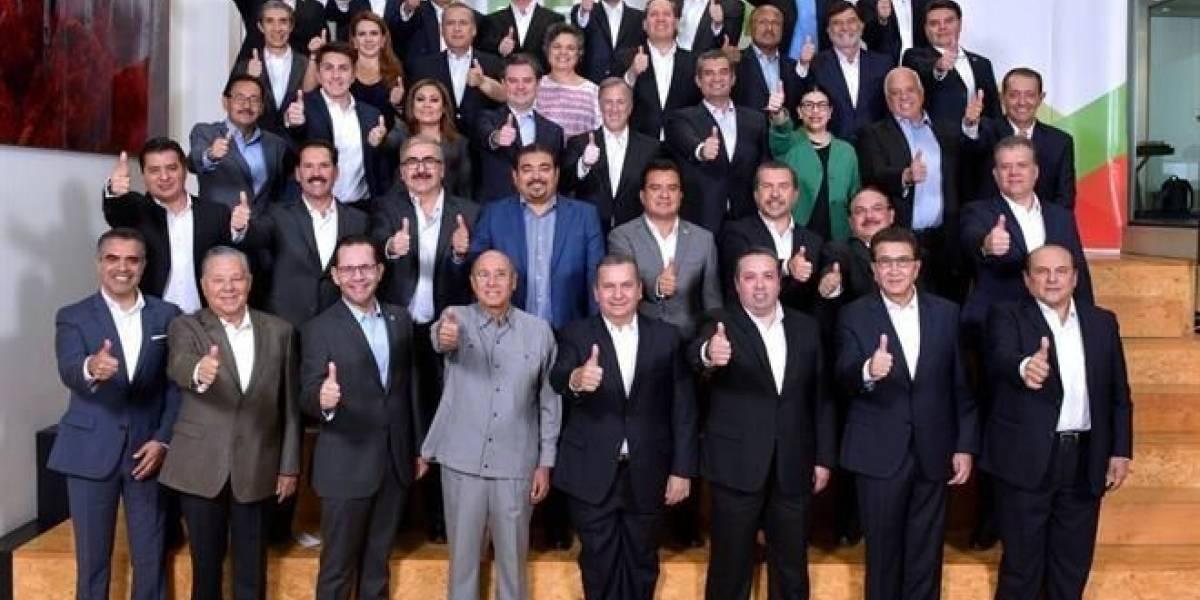 Jose Antonio Meade presenta a su equipo de coordinadores estatales