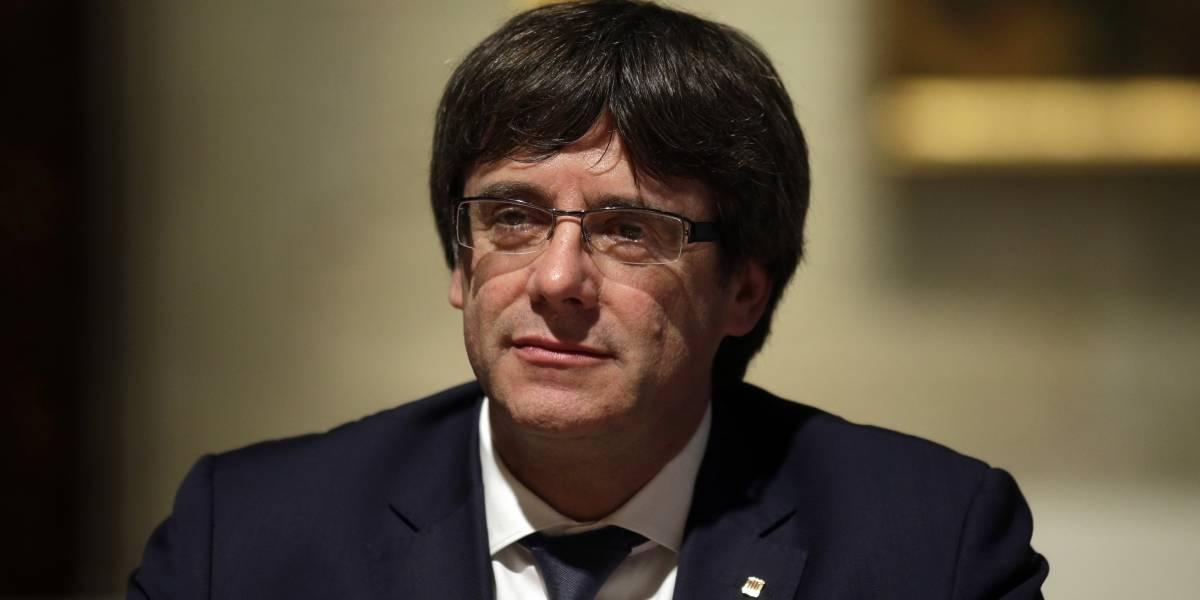Independentistas de Cataluña buscan gobernar desde Bruselas