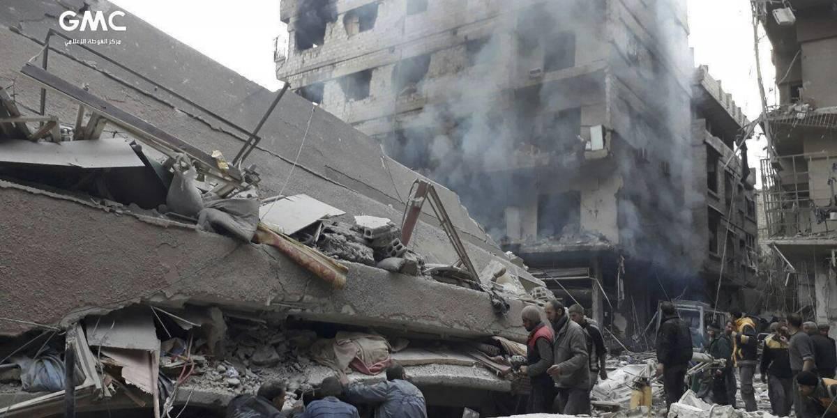 """Siria: """"Pausa humanitaria"""" culmina sin muertes de civiles su segundo día"""