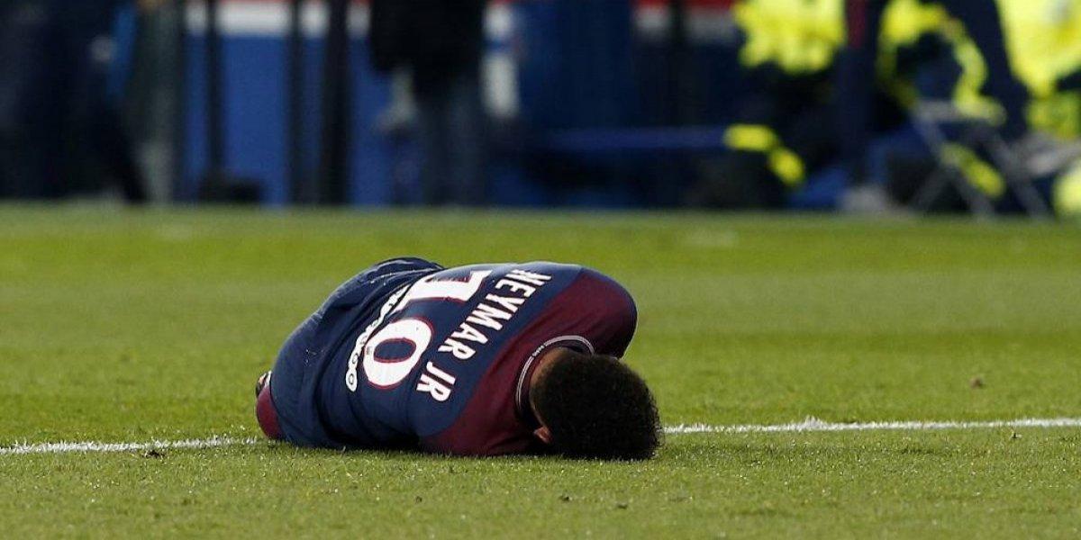 Neymar será operado y se pierde el duelo contra el Real Madrid