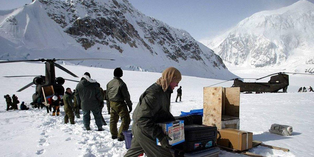 Alpinistas ya no podrán dejar material fecal en montañas