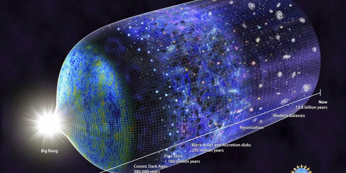 Científicos vislumbran las primeras estrellas