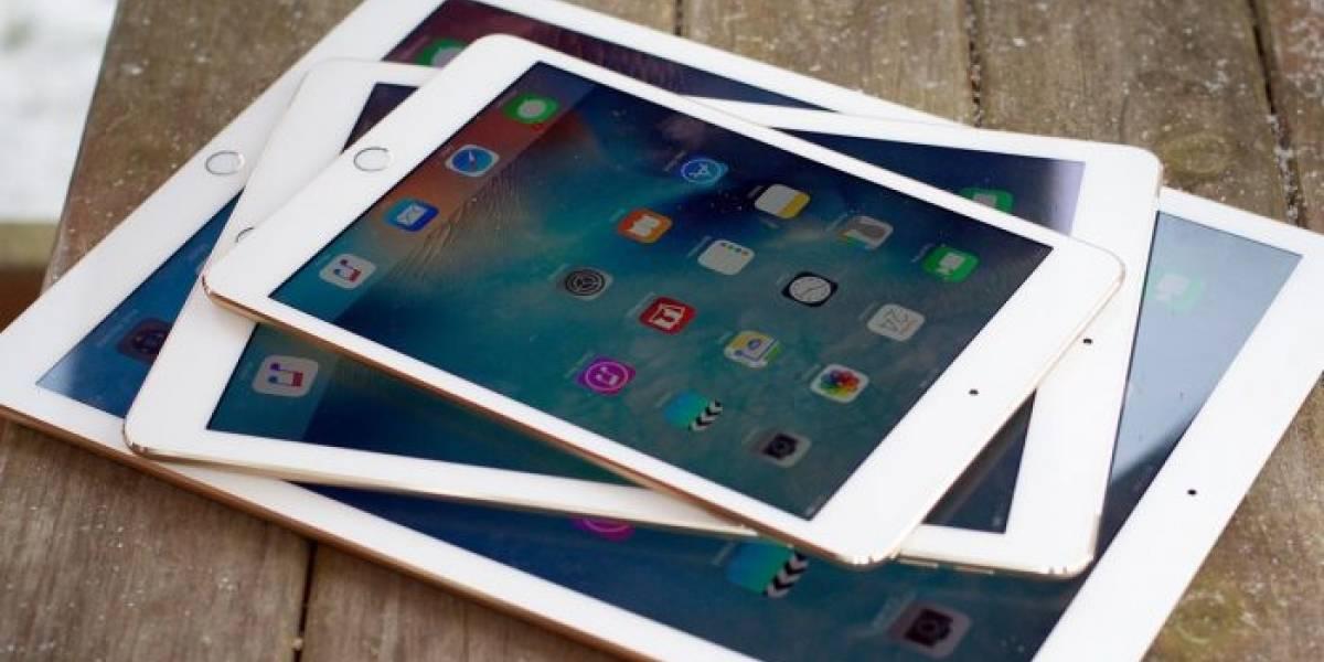 Próxima iPad Pro sería más pequeña y perdería el puerto para audífonos