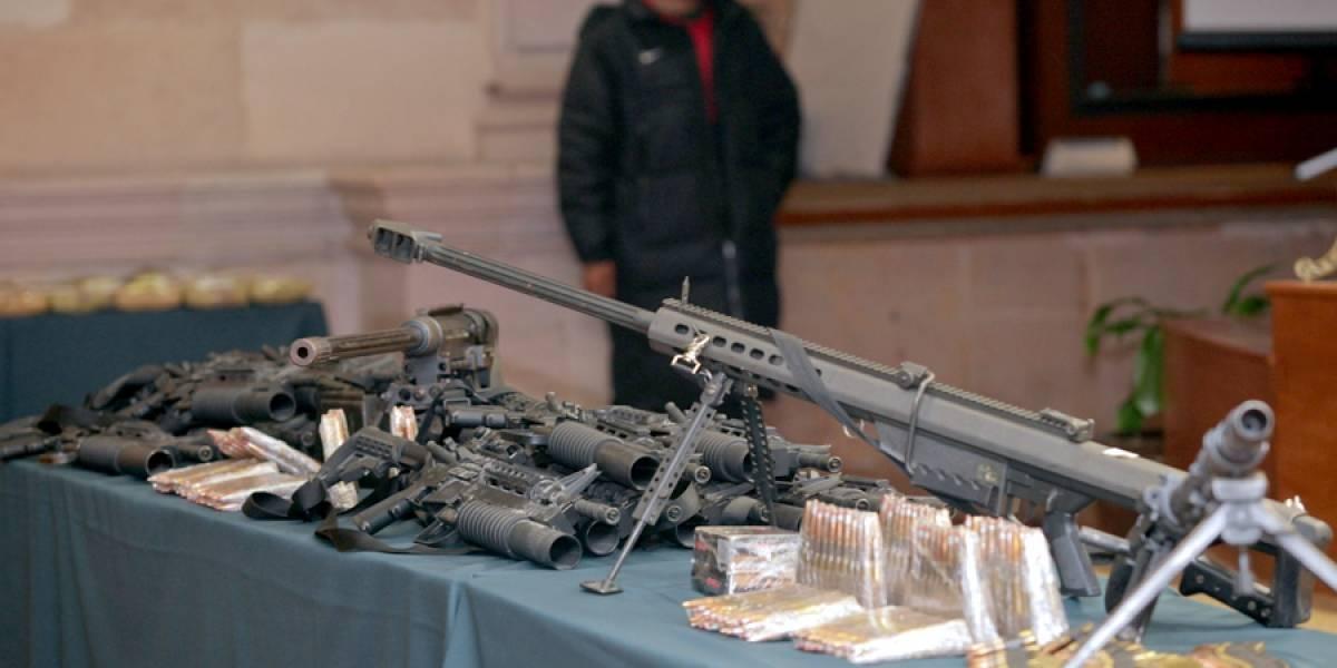En ocho años proliferó el flujo de armas de fuego en Jalisco