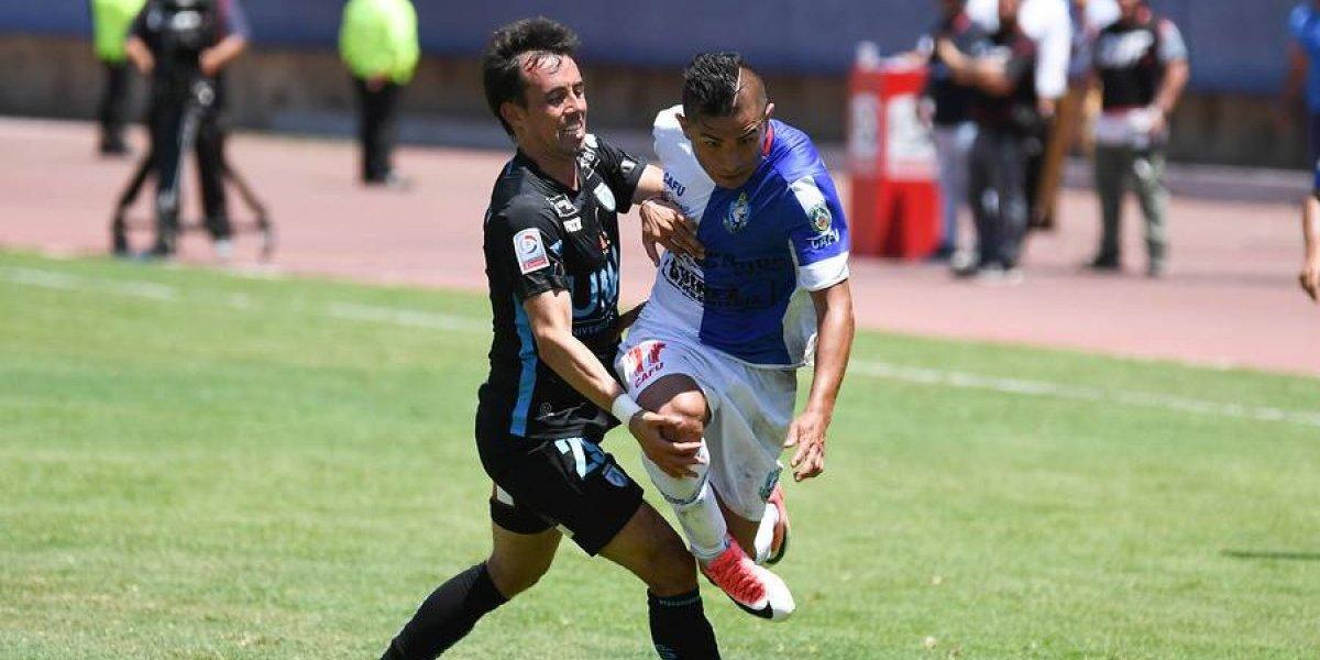 """Felipe Flores sacó su lado colocolino para duelo con la U: """"Voy a salir a la cancha como si fuera un clásico"""""""