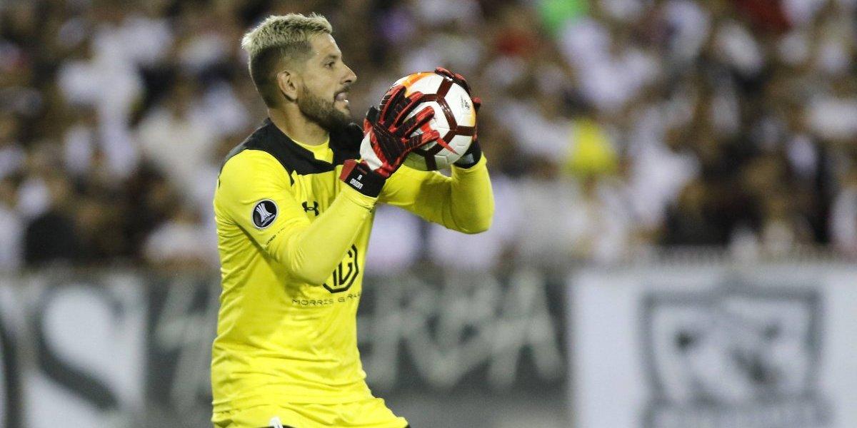 """Orión tampoco hace drama por derrota de Colo Colo: """"Vamos por buen camino"""""""