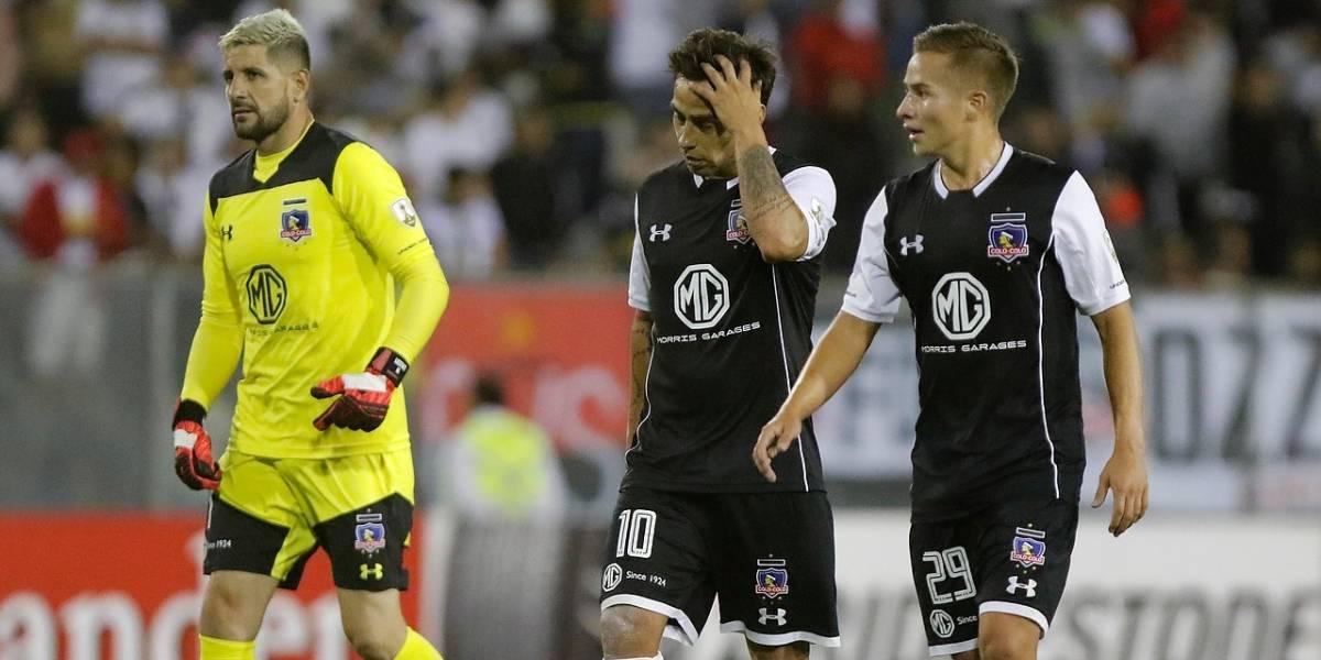 Trastienda del triste debut de Colo Colo: El cambio de camiseta a última hora obligó a Orión a volver al amarillo