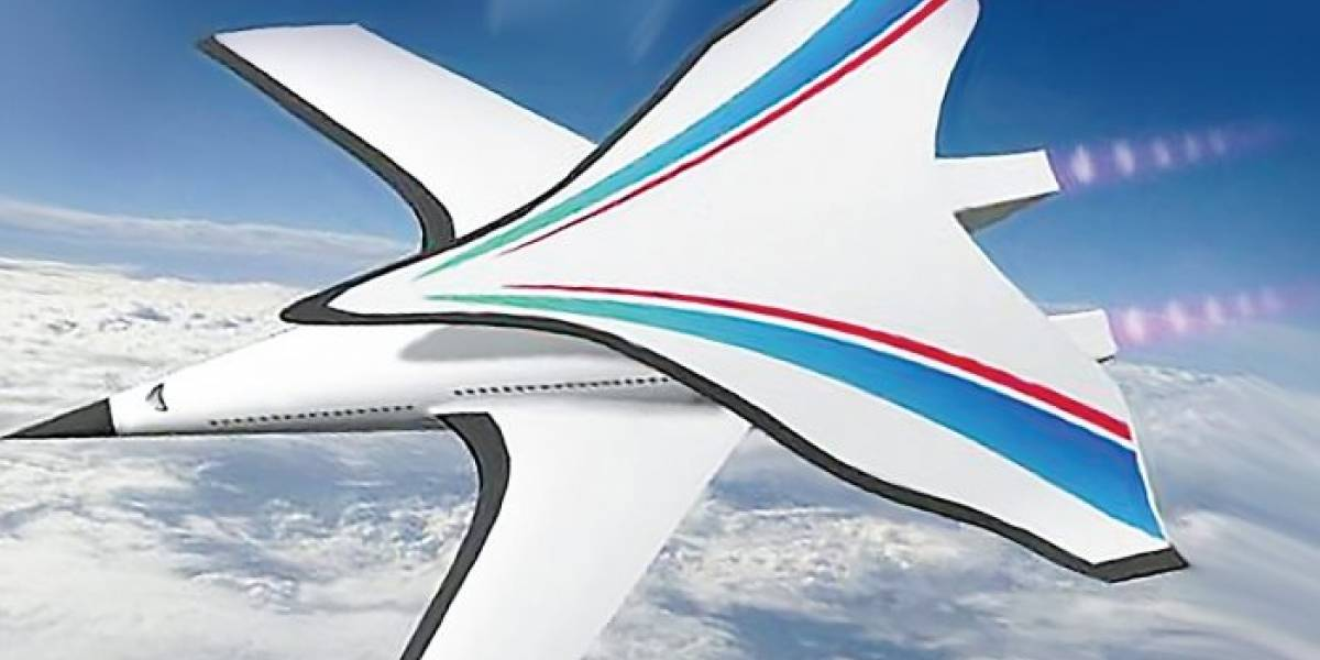 Chinos crean avión hipersónico que viajaría de NY a Pekín en dos horas