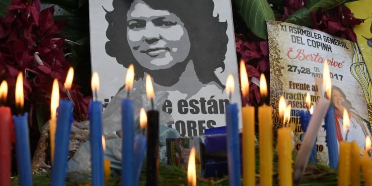 Capturan presunto responsable del asesinato de Berta Cáceres
