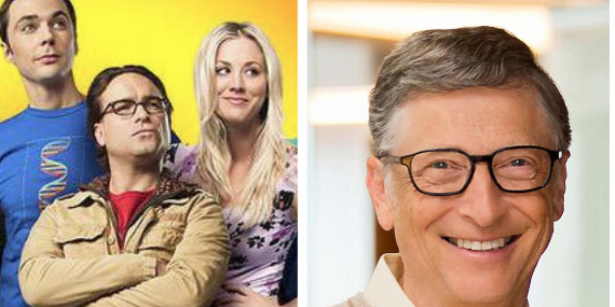 'The Big Bang Theory' tendrá como invitado a Bill Gates