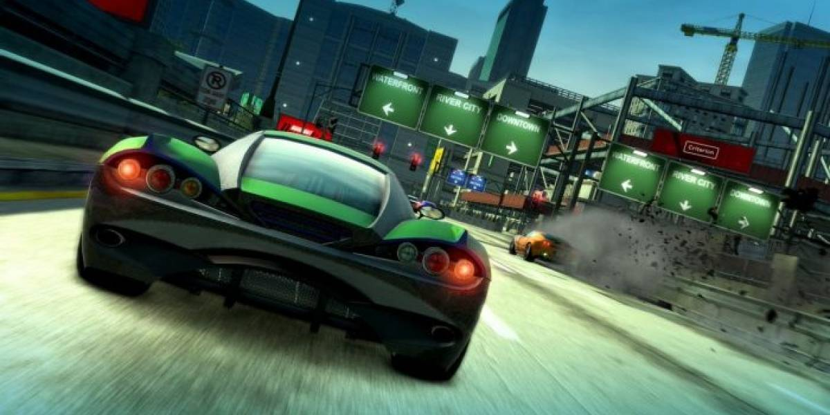 Burnout Paradise Remastered no tendrá microtransacciones