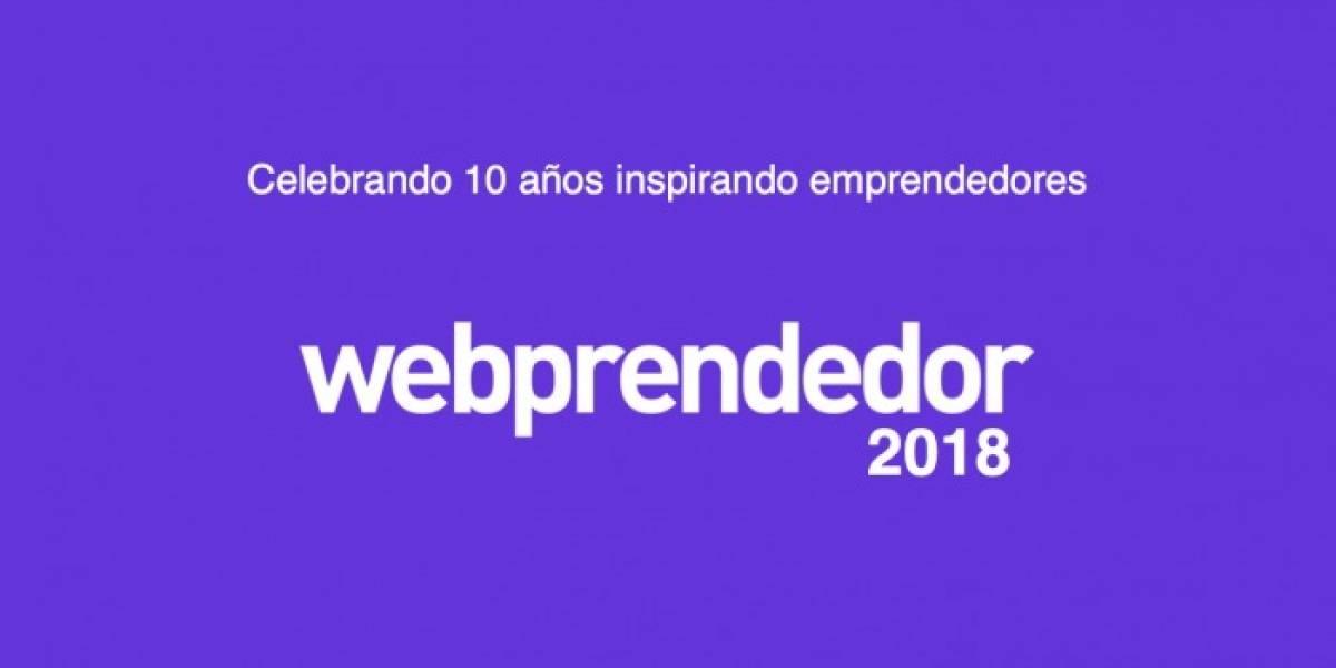 Se viene la versión 2018 de la conferencia Webprendedor