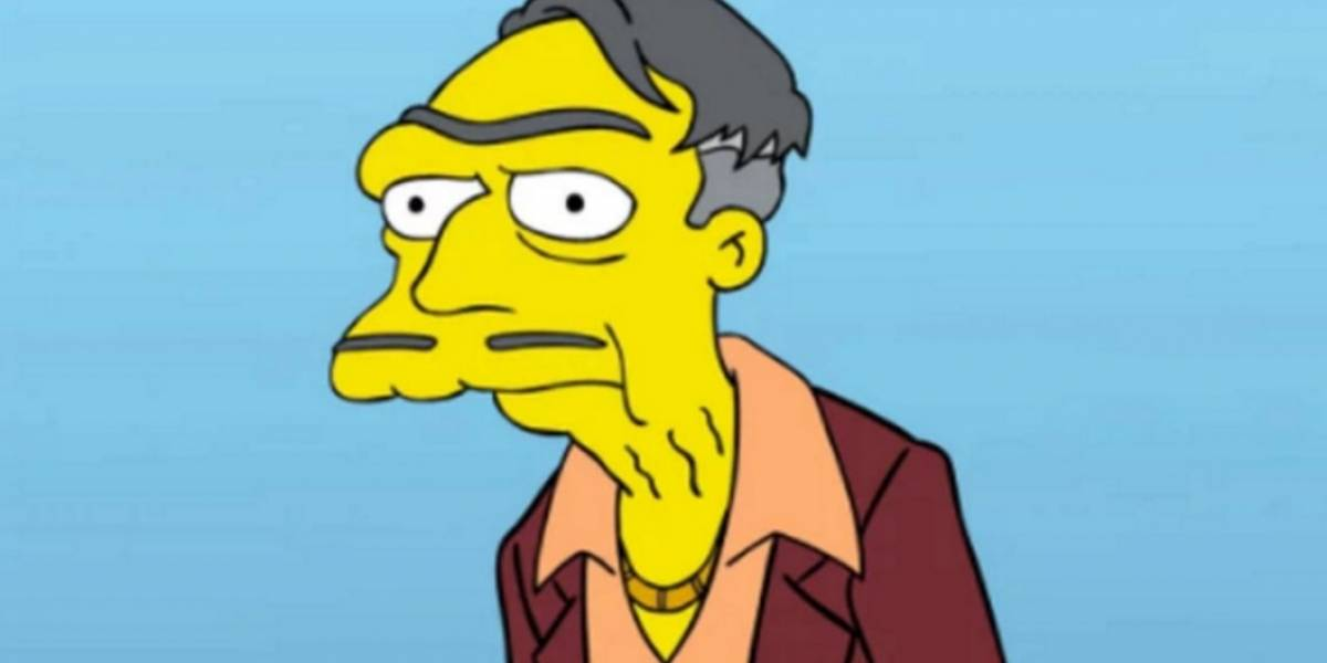 Los Simpson tendrán un nuevo personaje: por primera vez, FOX mostrará al papá de Moe