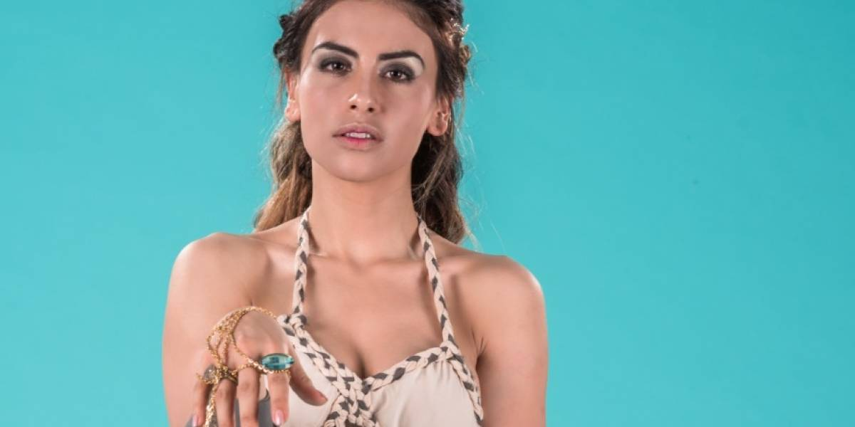 Jéssica Cediel es la cuota colombiana de 'Una comedia macabra'