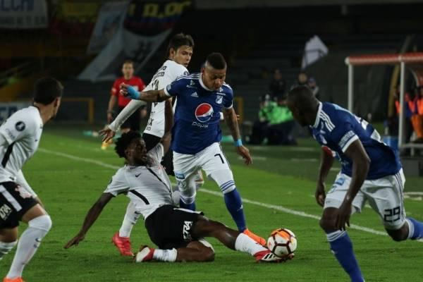Millonarios - Corinthians