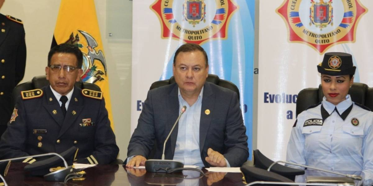 Proceso de inscripción para nuevos Agentes de Control Metropolitano se realizará el 5 de marzo