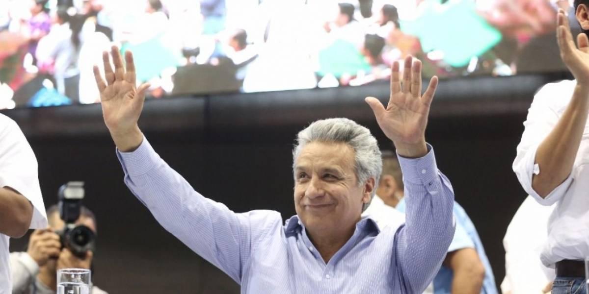 Lenín Moreno se pronunció sobre los siete miembros del Consejo de Participación Transitorio