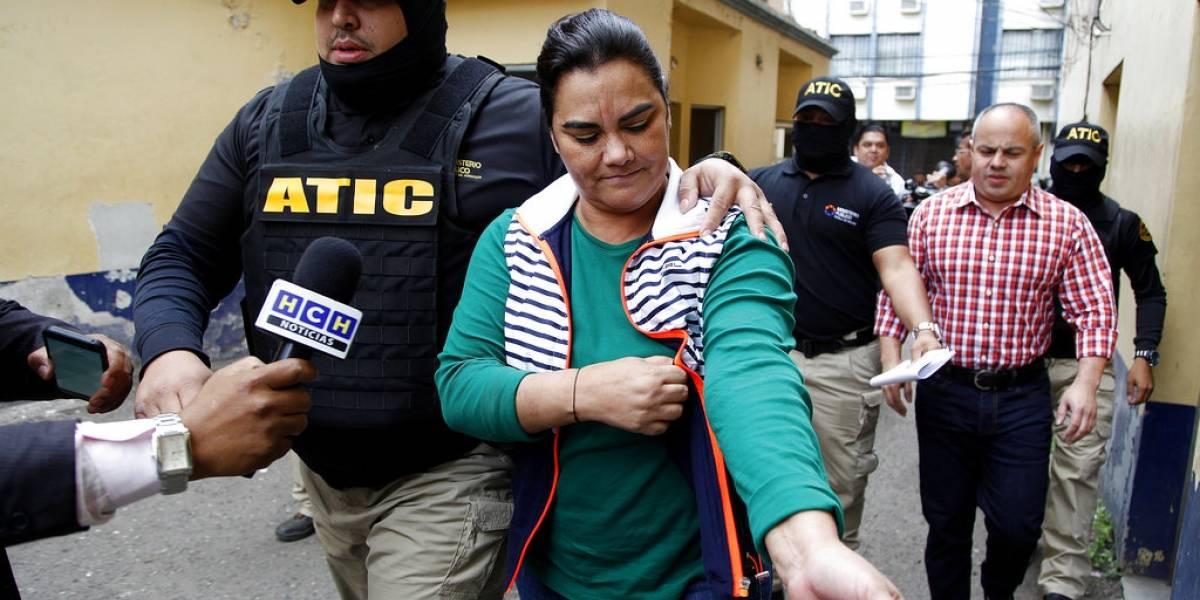 Gobierno de Honduras se pronuncia por detención de ex primera dama