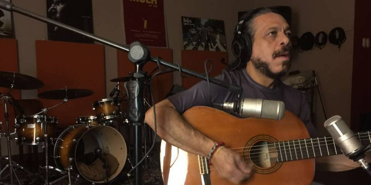 """Carlos """"el Pescadito"""" Ruiz se conmueve con la muerte de Lenín Fernández"""