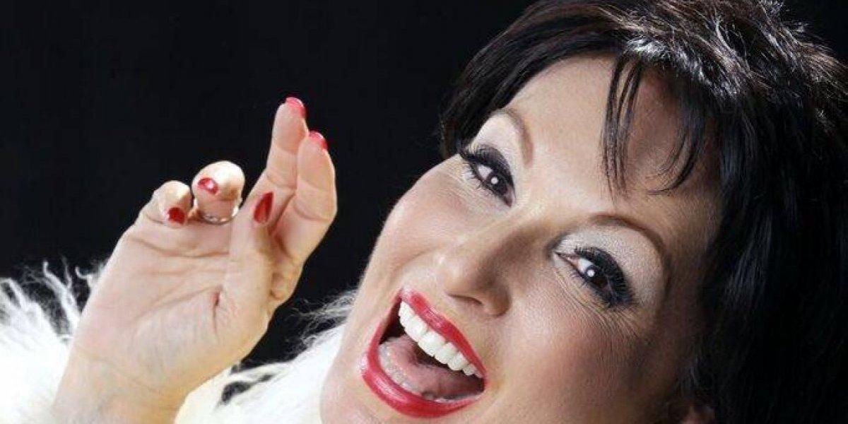 Cecilia García quiere hacer concierto en RD