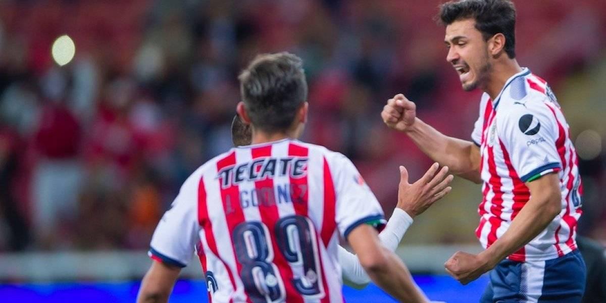 Chivas vs. Cibao, ¿dónde y a qué hora ver el partido de Concachampions?