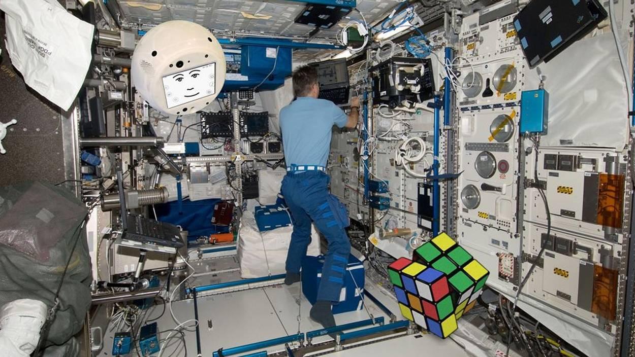 """Científicos """"cultivan carne en laboratorio de la Estación Espacial Internacional"""