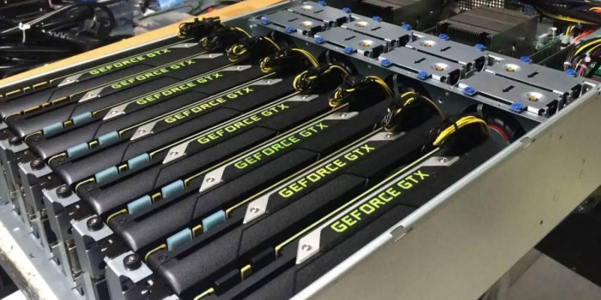 Mineros de criptomonedas compraron tres millones de GPUs en 2017