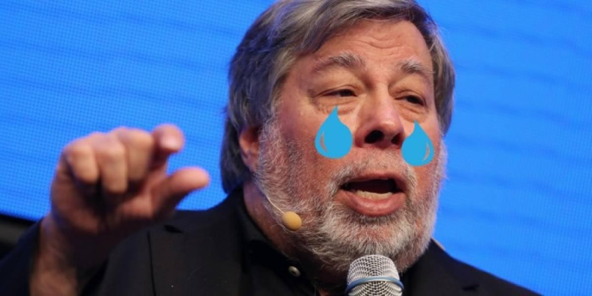 Steve Wozniak asegura que cayó en una estafa de Bitcoin