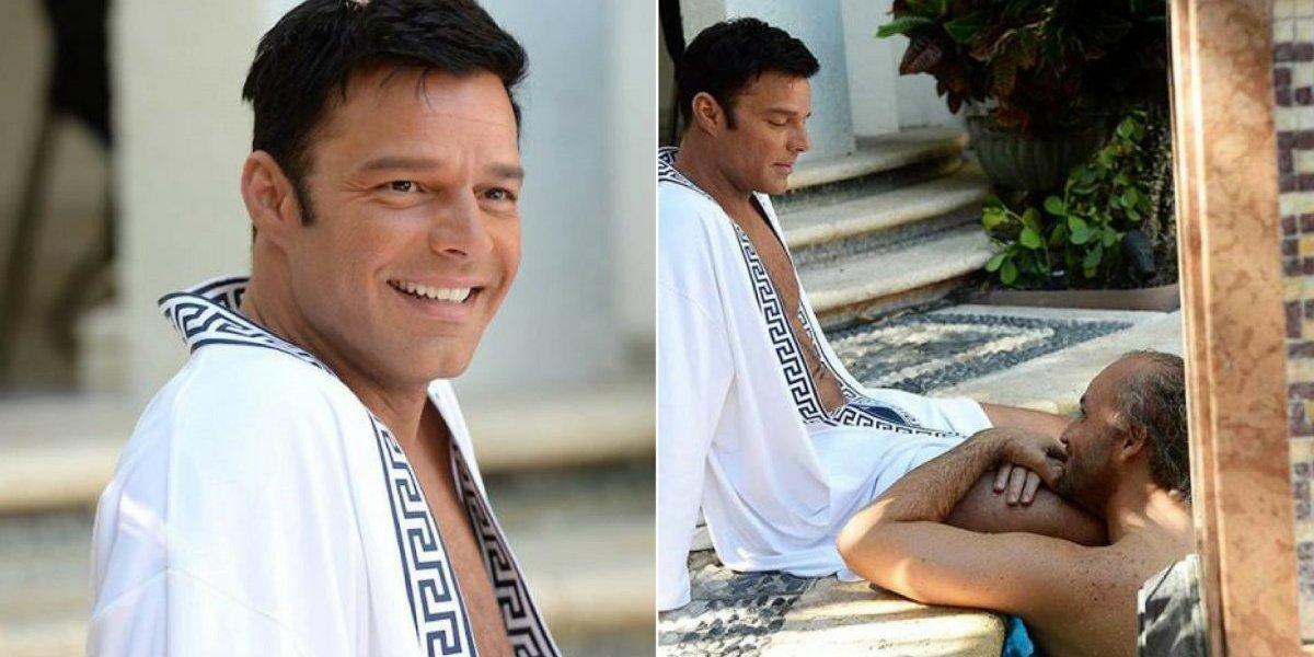 Minha namorada sabia que eu era gay, mas estávamos juntos; conta Ricky Martin sobre seu passado