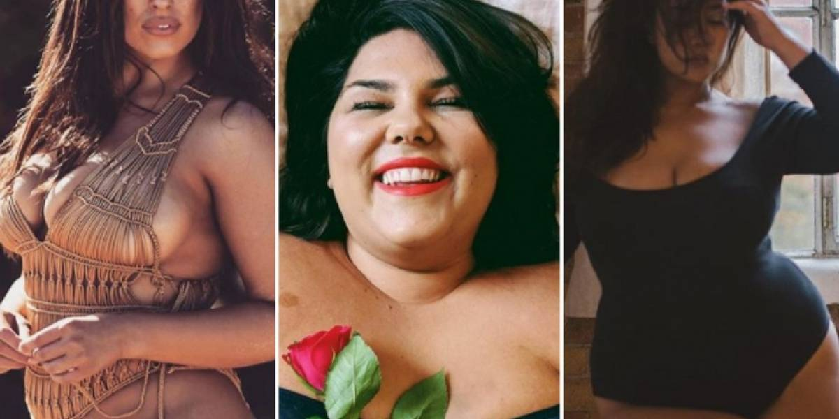 6 modelos plus size para seguir no Instagram