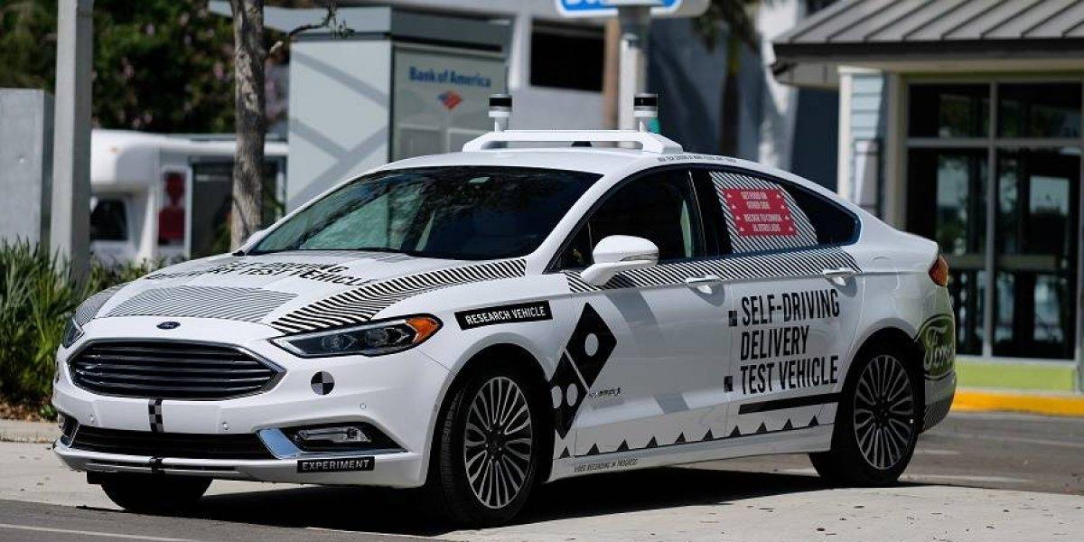 Ford hará sus primeras pruebas de vehículos autónomos en Florida