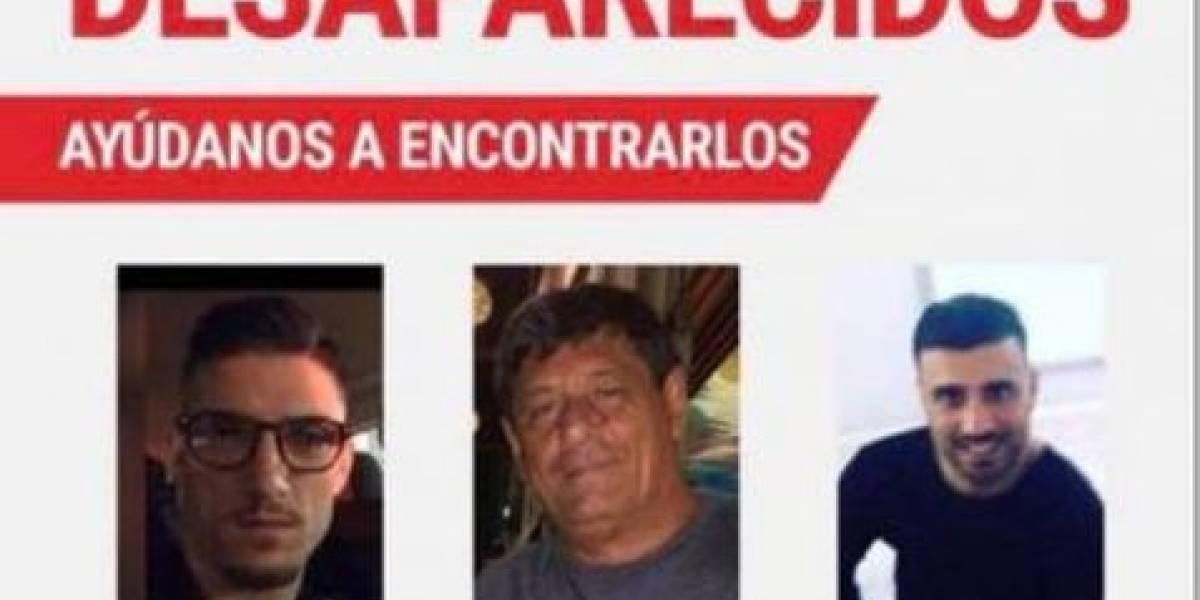 Vinculan a proceso a 4 policías por desaparición de italianos