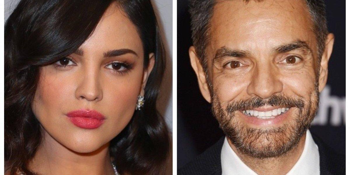 Eiza González y Eugenio Derbez serán presentadores en los premios Oscar 2018